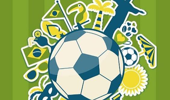 疯狂世界杯丨和英孚外教来踢世界杯,草裙舞跳起来!
