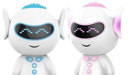 互动吧-速来围观!全城0元送1000台价值699元的智能儿童娱乐学习机器人!