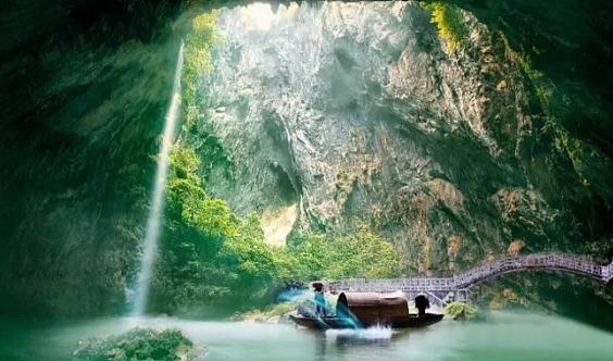 【非周末】9月28日——洞天仙境+徒步峰林最美路线
