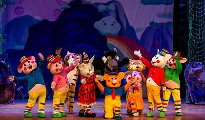 互动吧-【特惠】中国儿童中心大型经典儿童舞台童话剧《三只小猪》