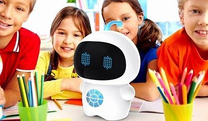 互动吧-震撼州门司!99元抢购498元智能机器人!家长们都***!!!