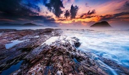 互动吧-惠州黑排角海岸线穿越、感受中国版马尔代夫、天空之境一日游