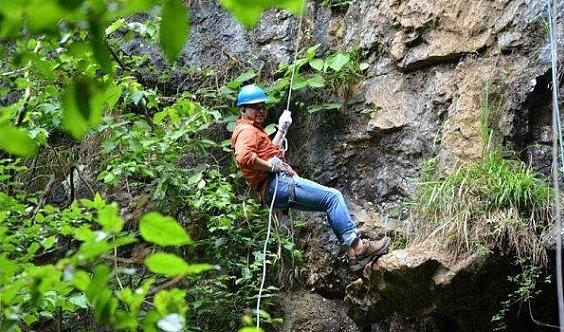 【速降探洞】8.31-9.2地心探秘,心跳速降与攀岩走壁的挑战,等待勇敢的你!