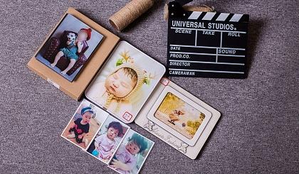 互动吧-69.9元劲爆抢购原价599元哈喽Baby儿童摄影套系,无隐形消费