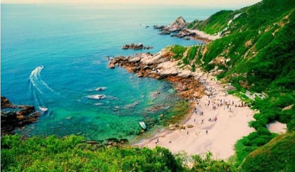 互动吧-【周末】深圳最美东西冲海岸线穿越、听海涛声、中国十大最美徒步路线