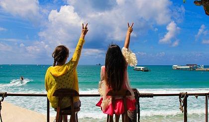 互动吧-【海南游】双飞6日舒适游(分界洲岛+南湾猴岛+亚龙湾+玫瑰谷+槟榔谷)