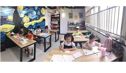 互动吧-微萌儿联手夏加儿美术教育让练字更简单