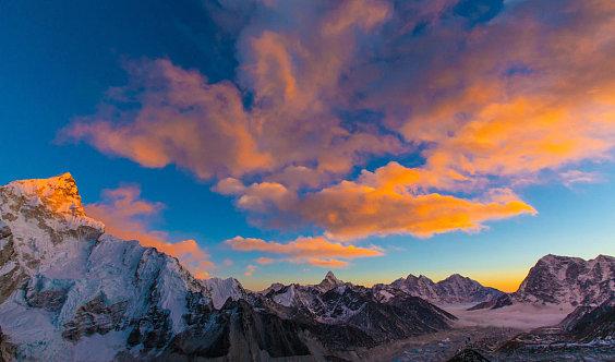[EBC]尼泊尔 珠穆朗玛峰南坡大本营EBC-世界顶级徒步圆梦之旅
