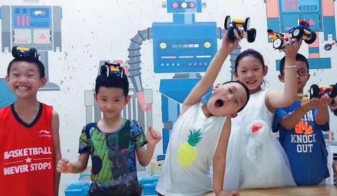 9.9元抢原价750元的2次机器人编程体验课,仅限10月13日前购买!