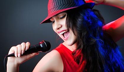 互动吧-【成人零基础学唱歌】唱歌培训---声乐嗓子五音不全测评