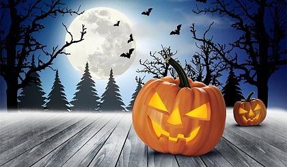 """互动吧-Halloween 不给糖就捣乱,""""鬼""""才和你玩 ! 【阜阳尚音琴行】"""