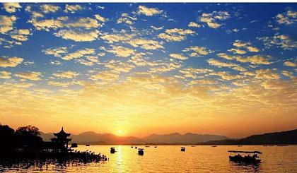 互动吧-杭州 |「徒步+摄影」——西湖秋色,让我们带着相机去捕捉!