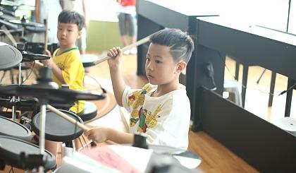 互动吧-罗兰数字音乐电鼓、电钢琴体验课+音乐素养评测报告免费领取