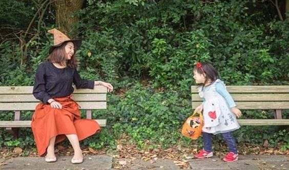 【亲子专场】秋色浓 亲子情 -- 打卡拈花湾,亲子照pose大比拼