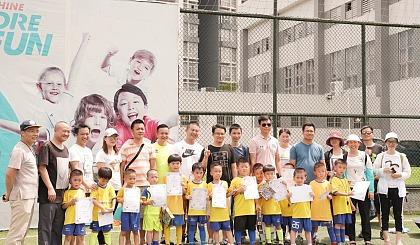 互动吧-东莞少儿/幼儿足球免费周末班培训体验课程