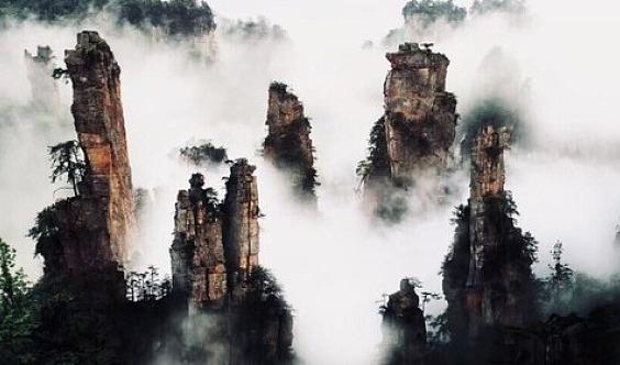3天游【高铁天天发团】湖南张家界武陵源、天门山森林公园+玻璃栈道