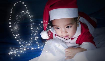 互动吧-Merry Christmas to you all!!!跃动客临平校区圣诞节活动报名开启~