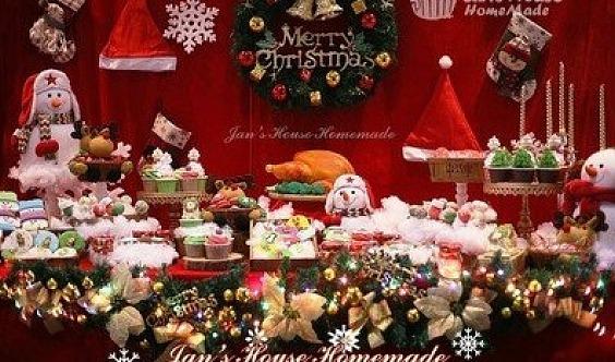免费12月22、23悦珑美食&圣诞派对礼物、圣诞树和花环diy游戏等火热报名啦~