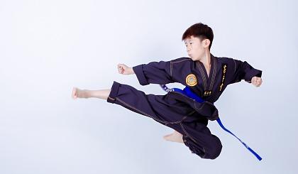 互动吧-【大明跆拳道--万和总馆】寒假热练 免费学习跆拳道一个月!