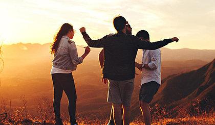 互动吧-「旅行分享」——分享旅途中的故事