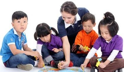 互动吧-【丹阳少儿英语免费体验课】趣味授课激发兴趣 趣味性互动学习