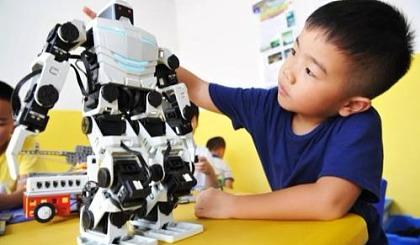 互动吧-小水滴人工智能机器人编程教育