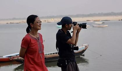 互动吧-【把人生当旅行 —— 摄影.瑜伽与禅心】李伟&牟木 公开课|长治站
