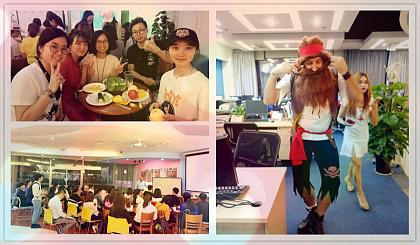 互动吧-【寻找1000名想学好英语的人】免费学英语(上海)