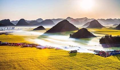 互动吧-2.16-20 花样贵州 邂逅世界上**的自然天成油菜花海!