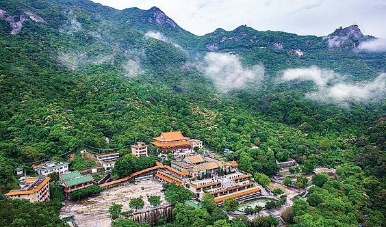 深圳快乐团建:罗浮山 温泉、田园、实弹射击 两日团建