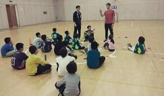 上海市松江区羿麟旱地冰球俱乐部2019年下学期训练班马上要开课了!!!