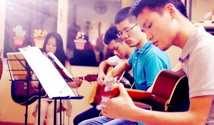 互动吧-广州成人吉他培训班——一起学习进步快!