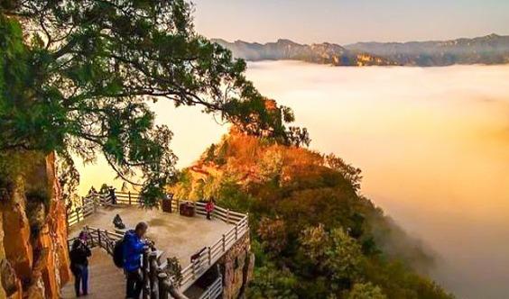 3.9日|万人徒步盛会•《兴隆山国际户外登山徒步大会》规模空前 全民健身