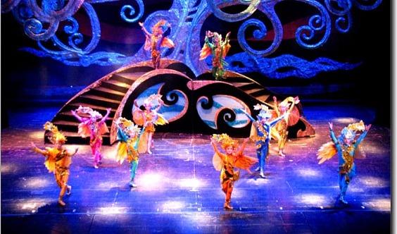 北京电影学院少儿艺术团文创园校区招募音乐剧和舞台话剧小演员