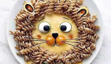 互动吧-卡通美食DIY---让宝贝热爱生活,爱上吃饭,吃出健康!