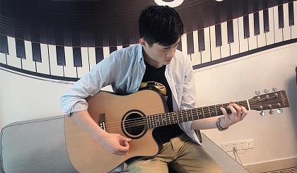 互动吧-E大调:45分钟教你快速学吉他