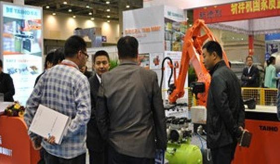 上海2019亚洲智能加工与工业零部件展览会