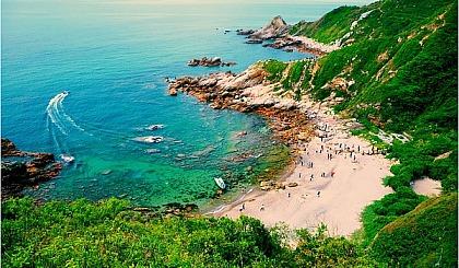 互动吧-每周末六、日【穿越大海,徒步美丽】深圳东西冲海岸线穿越!