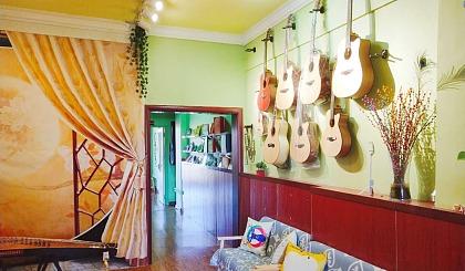 互动吧-学吉他【送】吉他!报名入学即可获得品牌单板云杉吉他一把!