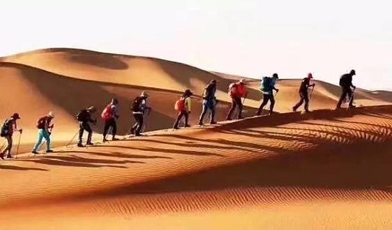 非凡足迹||中秋国庆特辑之腾格里沙漠:发现不一样的生命之旅!