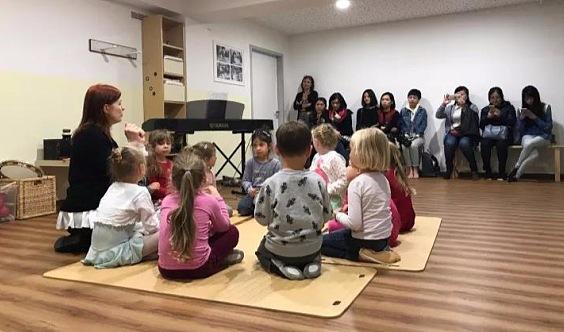 【乐桃桃】德国引进少儿音乐启蒙班体验 4-6岁可参加