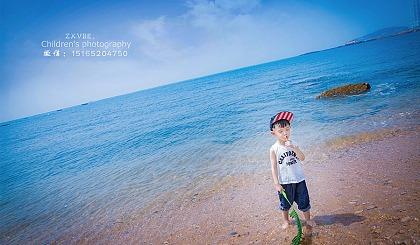 互动吧-青岛儿童摄影 海景旅拍