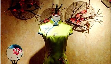 互动吧-上海旗袍设计培训,旗袍高定班,旗袍工艺,预约免费试听