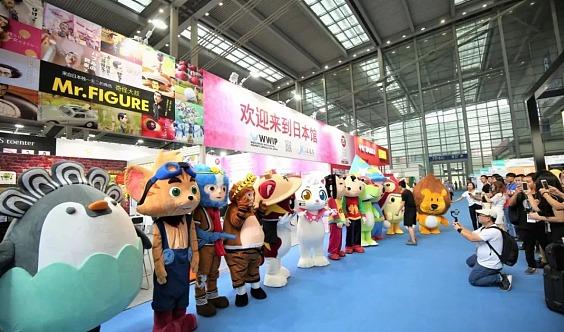 2019上海国际IP授权及衍生品展览会