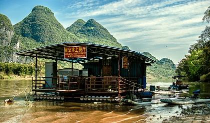互动吧-留公骑行 Liugong Ancient Village