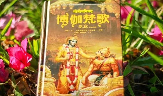 北京初心古鲁瑜伽学院《博伽梵歌》读书会第205期