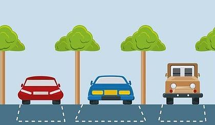"""互动吧-""""文明停车,和谐社区""""主题活动"""