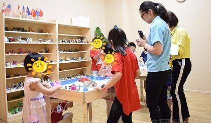 互动吧-[免费儿童沙盘游戏]童年不可缺失的内心对白