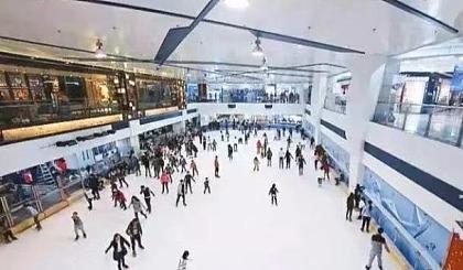 互动吧-【每周四晚】正佳广场冰河湾真冰溜冰,无需经验,新手包教