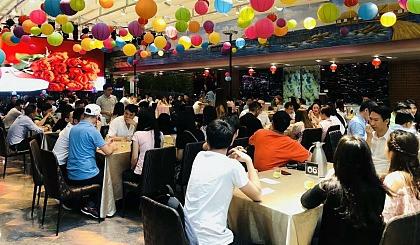 互动吧-知宝~7.21下午天河百里挑一200人超大型单身派对